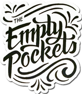 Die-Cut Empty Pockets Sticker