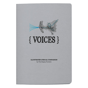 Voices Illustrated Lyric Book
