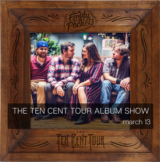Ten Cent Tour Album Show Livestream Ticket