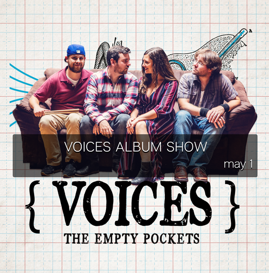 Voices Album Show Livestream Ticket