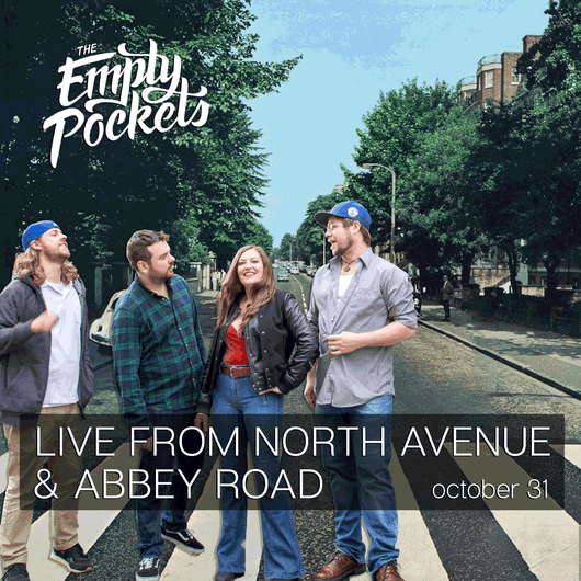 Live from North Ave & Abbey Road Livestream Ticket