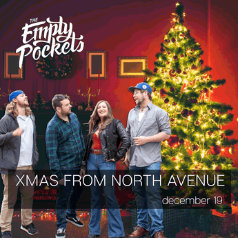 Xmas from North Ave Livestream Ticket