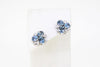 Aquamarine And Diamond Earrings-Jewelry-store-boston