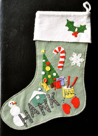 Xmas Stocking & Ornament SUNDAY FREE Class 12/23