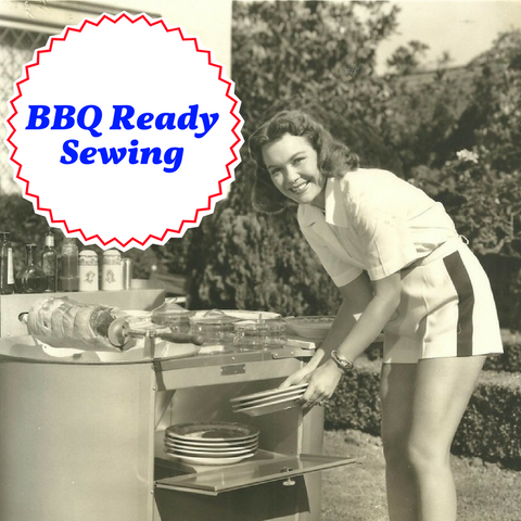 BBQ Ready Sewing