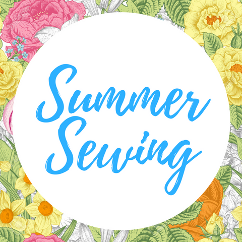 Adult Summer Sewing