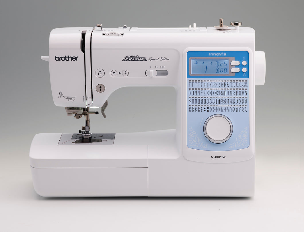NS80PRW - Compact Sewing Machine