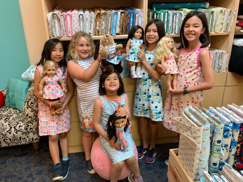 American Girl Doll - Summer 2020