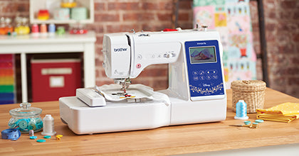 Brother  Innov-ís NS1750D - Combination Sewing & Embroidery w/ Disney