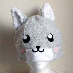 Fleece Animal Hats SUNDAY FREE Class 12/23