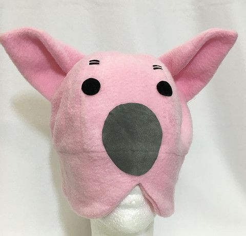 Fleece Animal Hats SUNDAY FREE Class 12/9