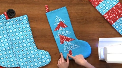 Xmas Stocking & Ornament SUNDAY FREE Class 12/16