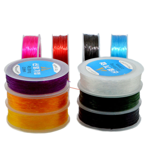 Korean Strong Stretchy Elastic Cord Thread Stringing Material
