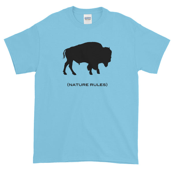 Nature Rules Bison Tee