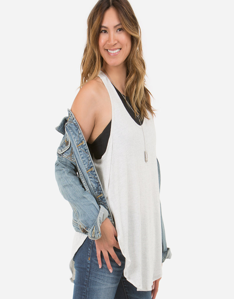 Joah Brown Live in Slouchy Tank Top