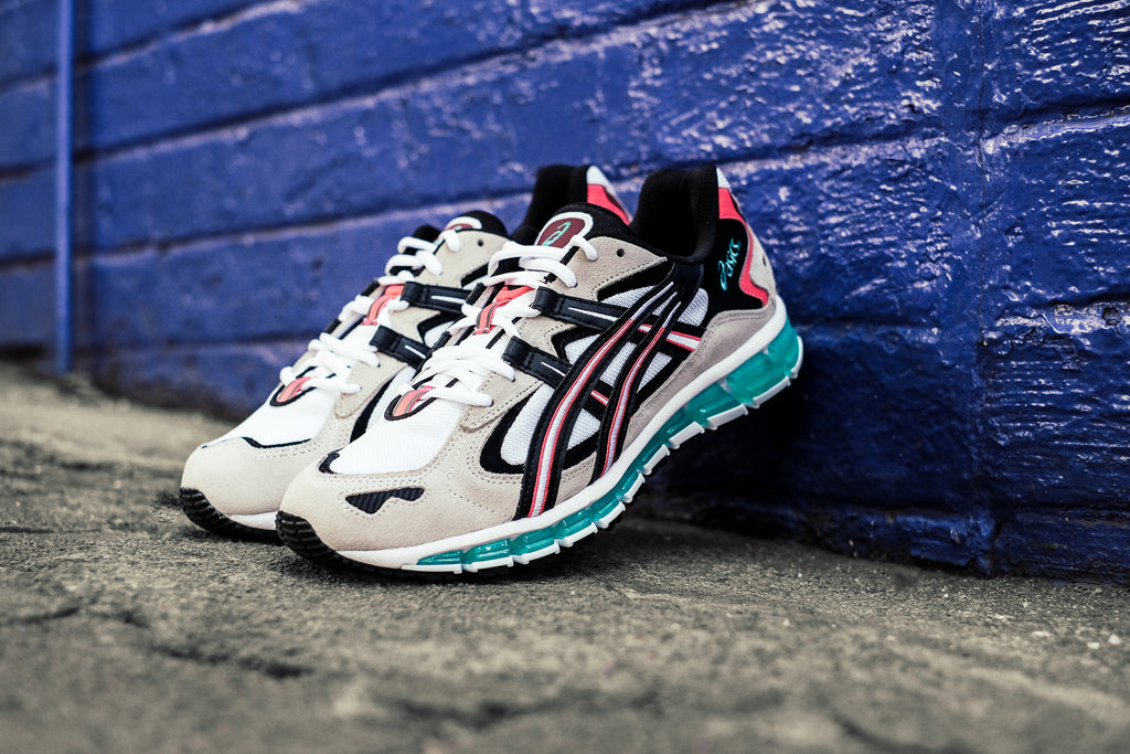 Asics Gel-Kayano 5 360 'White/Black'