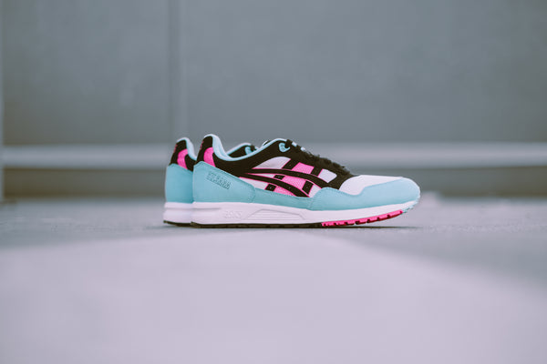 Asics Gel-Saga 'White/Black'
