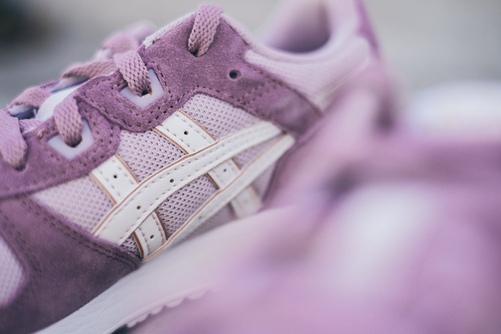 Asics Lyte Classic Women's 'Watershed Rose / Cream'
