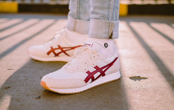 Asics Tarther OG 'Cream/Chili Flake'