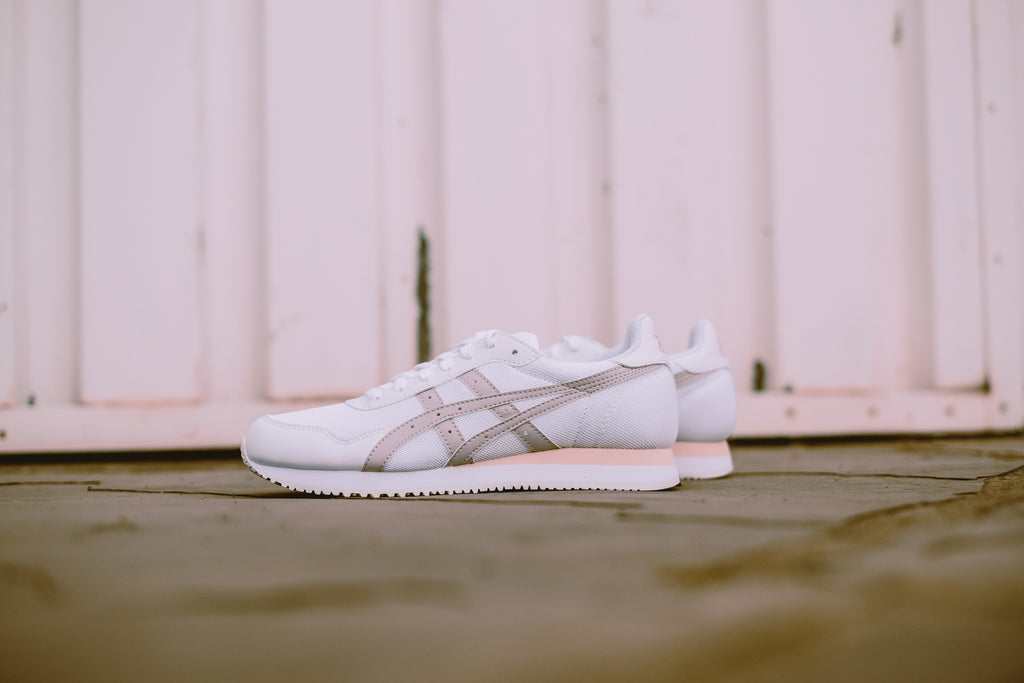 Asics Tiger Runner Women's 'White/Watershed Rose'