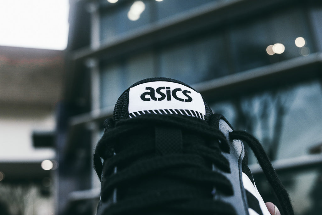 Asics Curreo II 'Black/White'