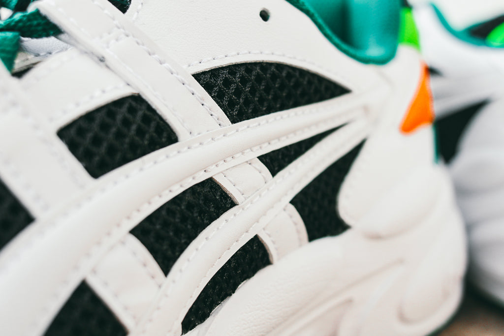 Asics Gel-BND 'Black/White/Green'