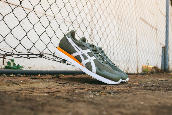 Asics Tiger Runner 'Mantle Green'