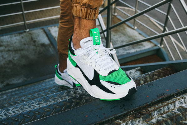 Puma RS-X Reinvention 'White/Irish Green'