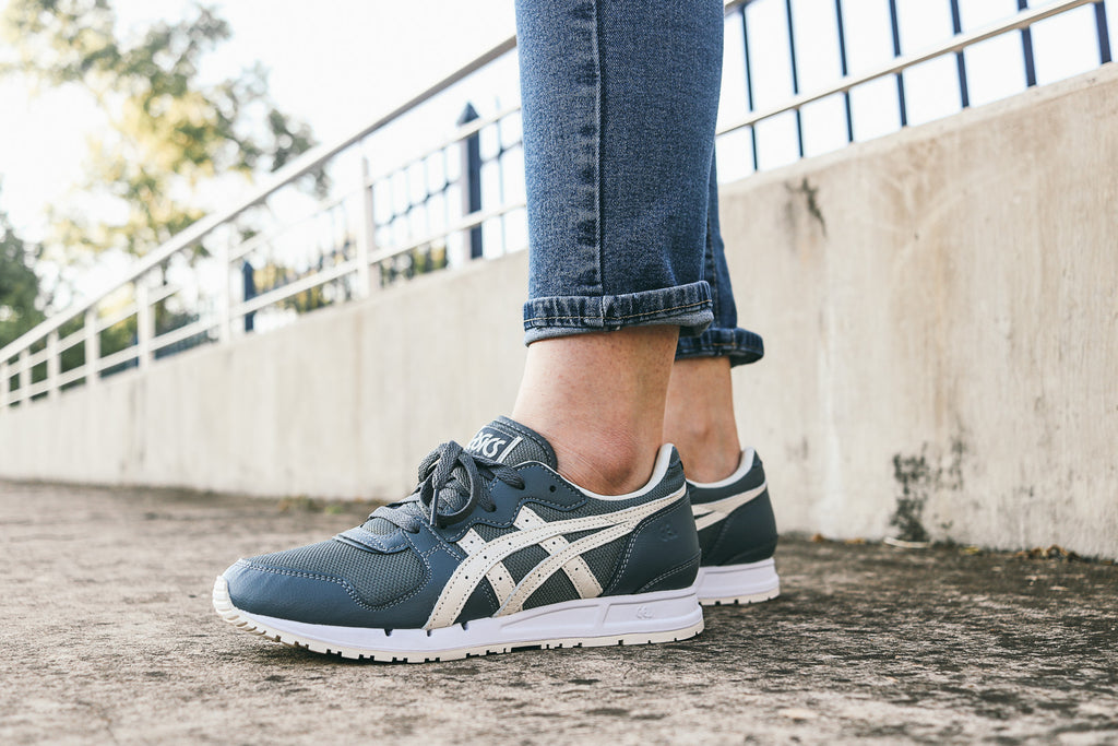 Asics Movimentum Women's 'Steel Grey/Ivory'