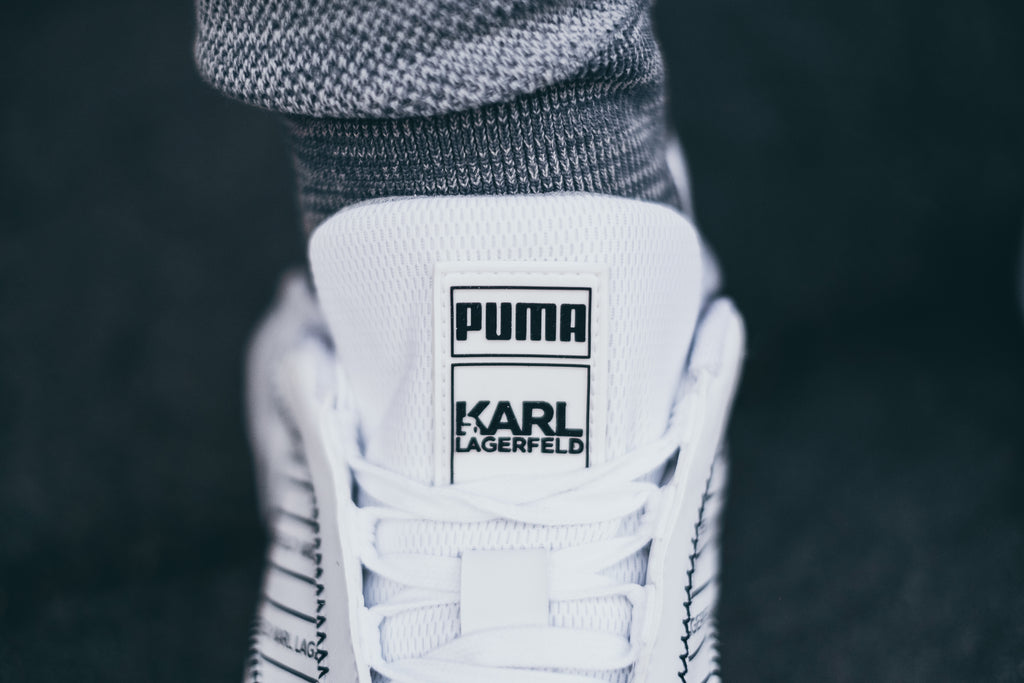 PUMA  Alteration x Karl Lagerfeld