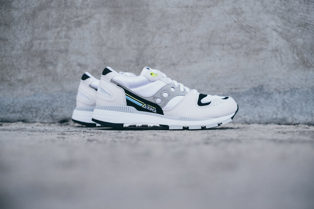 Saucony Azura Women's 'White'Grey'