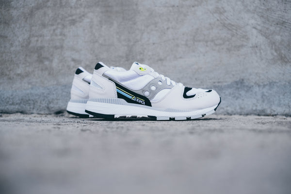 Saucony Azura 'White/Grey'
