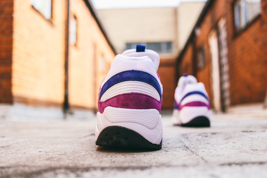 Saucony Grid 9000 'White/Purple'