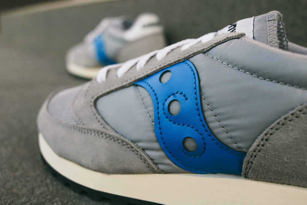 Saucony Jazz Original Vintage Women's 'Grey/Blue'