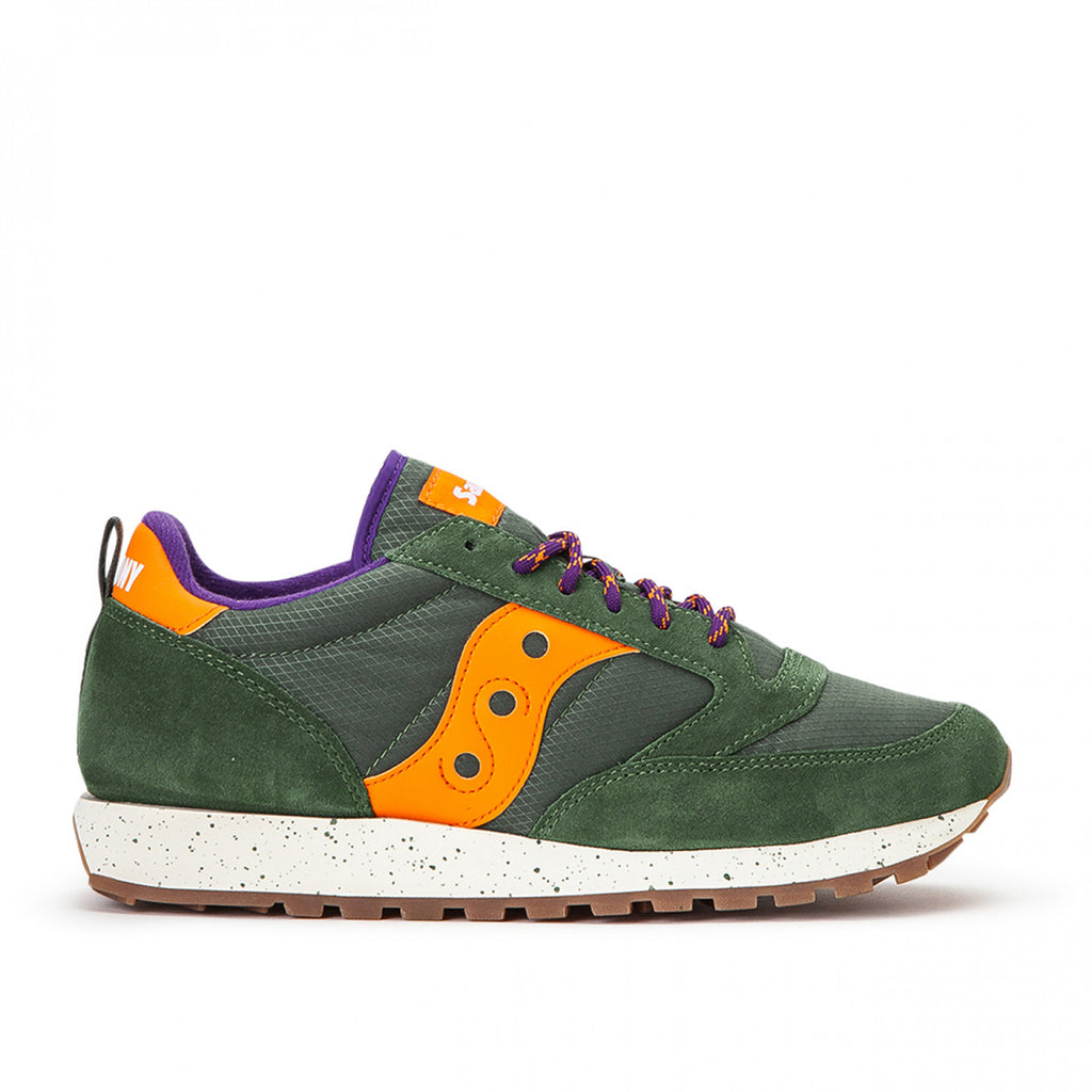 Saucony Jazz Trail 'Green/Orange'