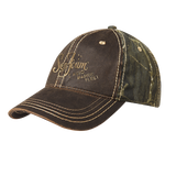 Sea Foam Pigment Camo Hat