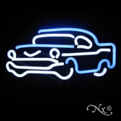 Neon Sculpture 57 Chevy