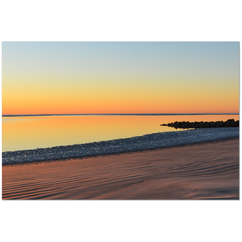 Breach Inlet Sunrise | Charleston, SC | Premium Canvas Gallery Wrap