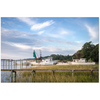 Bulls Bay Shrimp Boats | Charleston, SC | Premium Canvas Gallery Wrap