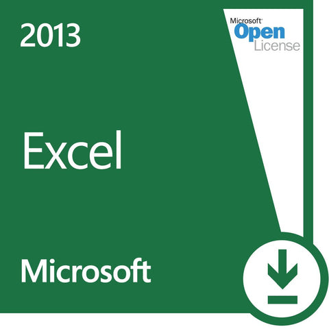 microsoft-excel-2013-open-license