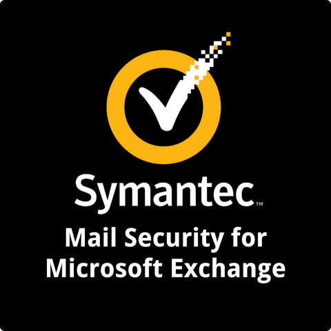Symantec Mail Security for Microsoft Exchange with AntiSpam & AntiVirus - (v. 7.5) - License + 1 Year Essential Support