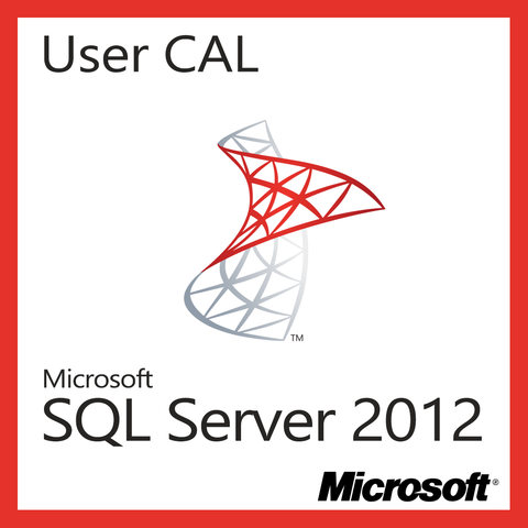 microsoft sql server 2012 user cal license