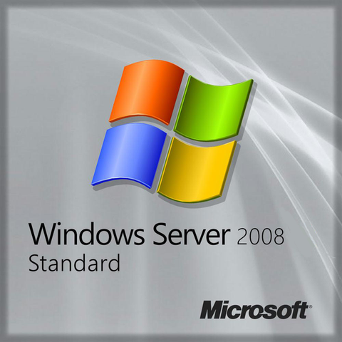 microsoft windows server 2008 standard w sp2 5 clients