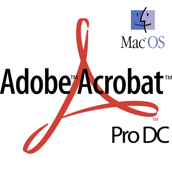 Adobe Acrobat Pro DC 2015 for Mac Digital Download