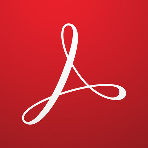 Adobe Acrobat Professional DC for Teams 3 Year Subscription (PC/Mac)
