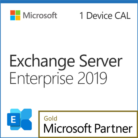 Microsoft Exchange Server 2019 Enterprise 1 Device CAL Elite Pricing