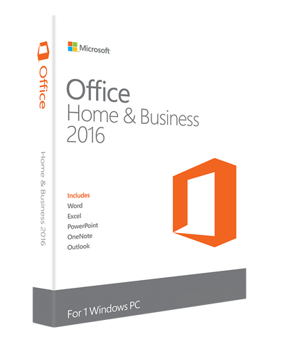 microsoft office home and business 2016 instant license