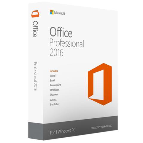 Microsoft office professional 2016 trusted tech team - Office professional plus components ...