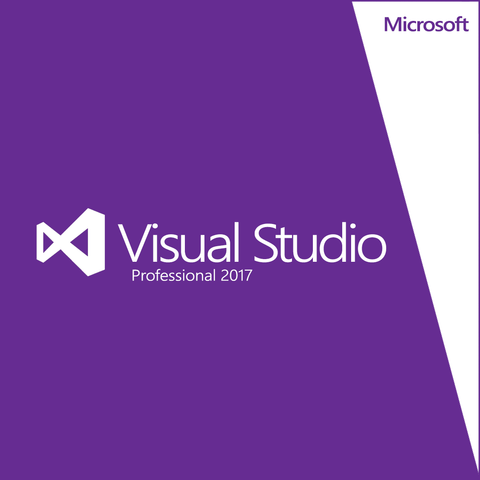 Microsoft Visual Studio 2017 Professional Download License