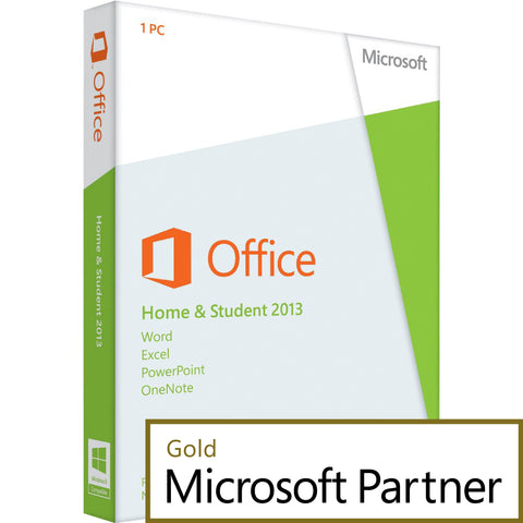 Microsoft Office 2013 Home and Student Instant License Download
